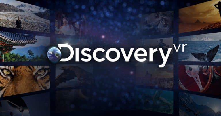 Discovery VR app