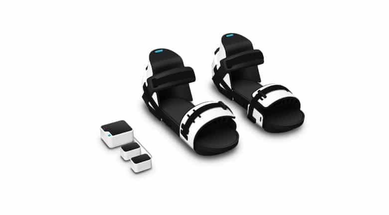 Taclim VR shoes